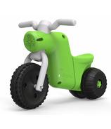 YBike Toyni Tricycle Balance Bike Green