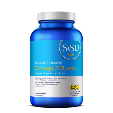 SISU Kids\' Omega 3 Bursts