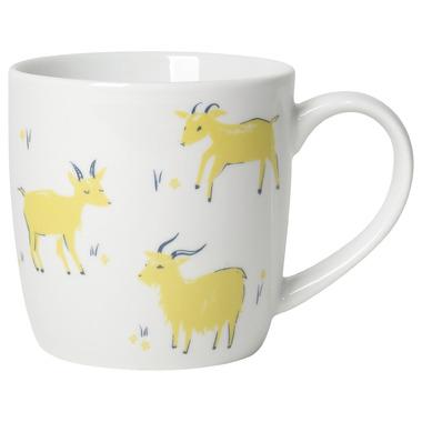 Now Design Goats Mug