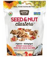 Hippie Snacks Organic Seed & Nut Clusters Sweet Coconut