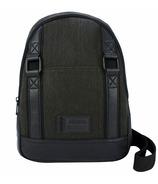 Buffalo David Bitton Princeton Backpack Sling Charcoal