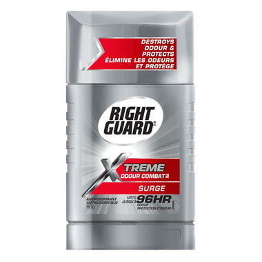 Right Guard Xtreme Odour Combat Antiperspirant Surge