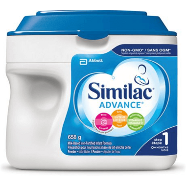 Buy Similac Advance Step 1 Infant Formula Powder From