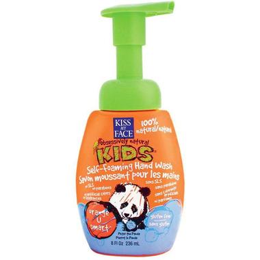 Kiss My Face Kids OrangeUSmart Foaming Hand Wash