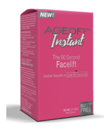 Ageoff Instant 90 Second Facelift Serum