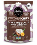 Healthy Crunch Dark Choco'Latte Coconut Chips