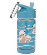 Sugarbooger Flip & Sip Clear Tritan Baby Otter