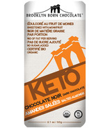 Brooklyn Born Chocolate Salted Almonds Keto Chocolate