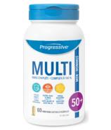 Progressive MultiVitamin pour les hommes de 50 ans et plus