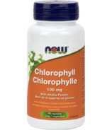 NOW Foods Chlorophyll With Alfalfa Powder
