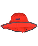 Snug As A Bug Adjustable Sun Hat SPF 50+ Red