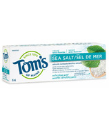 Tom's Of Maine Refreshing Mint Sea Salt Toothpaste