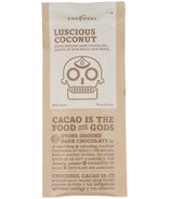 ChocoSol Luscious Coconut Stone Ground Dark Chocolate