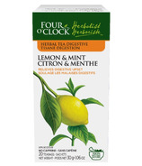 Four O'Clock Lemon & Mint Digestive Tea