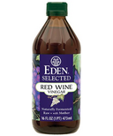 Eden Raw Red Wine Vinegar