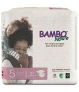 Bambo Nature Premium Baby Diapers Size 5