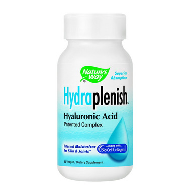Nature\'s Way Hydraplenish Hyaluronic Acid
