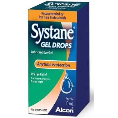 Systane Gel Drops Lubricant Eye Drops