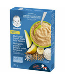 Gerber Baby Cereal - Wheat, Yogurt, Apple, Pear & Banana (Add Water)