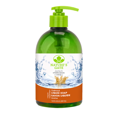 Nature\'s Gate Oatmeal Liquid Soap