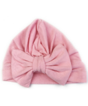 Baby Wisp Butterfly Bow Hat Light Pink