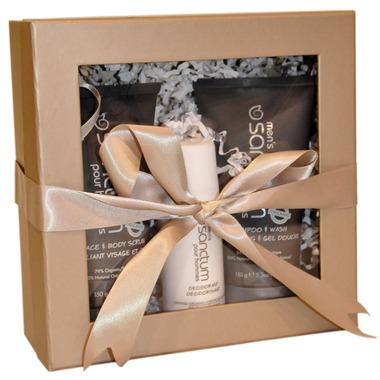 Sanctum Men\'s Body Care Gift Set