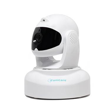iFamCare Helmet 1080 Full HD Wi-Fi Smart Digital Home Video Monitor