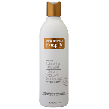 North American Hemp Co. Exfoliating Body Wash