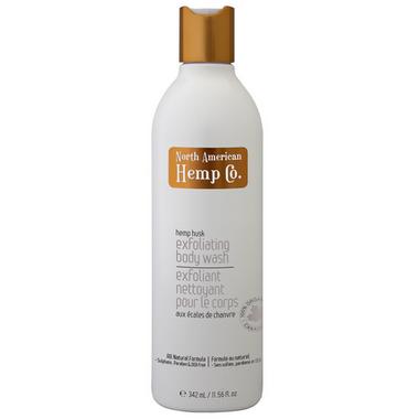 North American Hemp Co. Exfoliating Body Wash