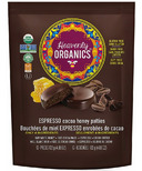 Heavenly Organics Espresso Chocolate Honey Patties