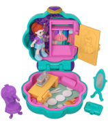 Polly Pocket Tiny Pocket Places Fiercely Fab Studio Compact