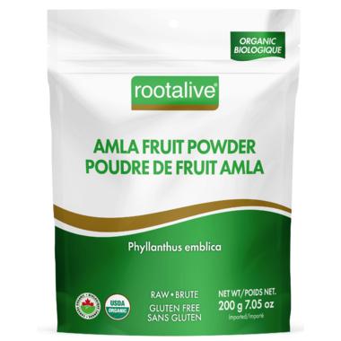 Rootalive Organic Amla Fruit Powder