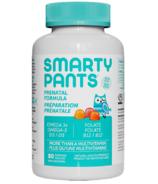Formule prénatale SmartyPants Gummies