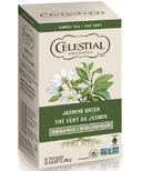 Celestial Seasonings Organic Jasmine Green