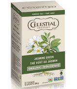 Celestial Seasonings Organic Jasmine Green