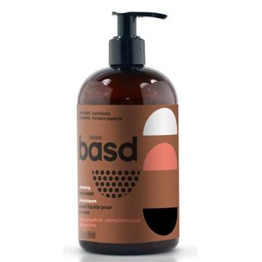 Basd Grapefruit Body Wash