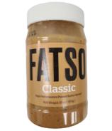 Fatso High Performance Peanut Butter