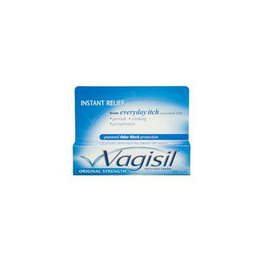 Vagisil Anti-Itch Cream