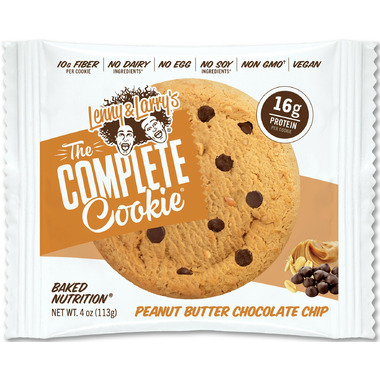 Lenny & Larry\'s Complete Cookie Peanut Butter Chocolate Chip