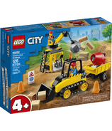 LEGO City Construction Bulldozer Building Kit