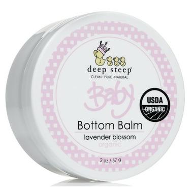 Deep Steep Baby Bottom Balm