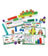 Learning Resources Math Link Kindergarten Math Activity Set