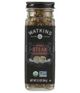 Watkins Organic Steak Seasoning