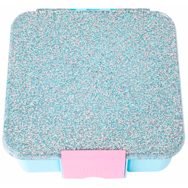 Little Lunch Box Co. Bento 5 Glitter Ice