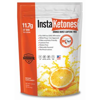 Julian Bakery Instaketones Powder Orange Burst