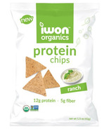 iWon Organics Ranch Flavored Protein Chips