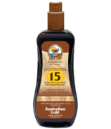 Australian Gold SPF 15 Spray Gel Bronzer