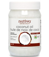Nutiva Organic Virgin Coconut Oil Small