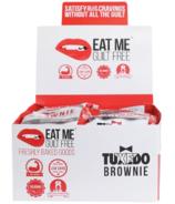 Eat Me Eat Protein Brownie Tuxedo
