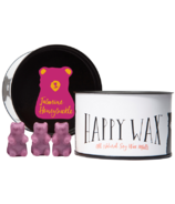 Happy Wax Classic Tin Jasmine Honeysuckle Soy Wax Melts